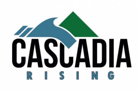 Cascadia Rising Logo